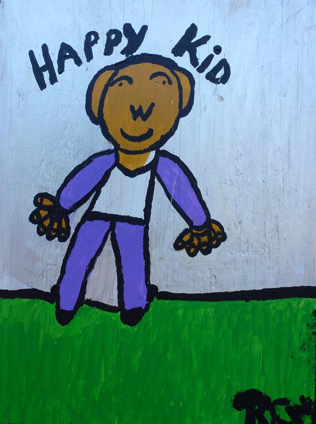Happy Kid by Ruby Williams